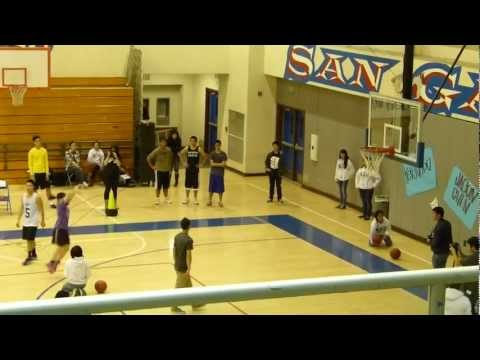 HD [Casey - Just Kidding Films] - 3pt Contest - ISA's Charity Basketball Game