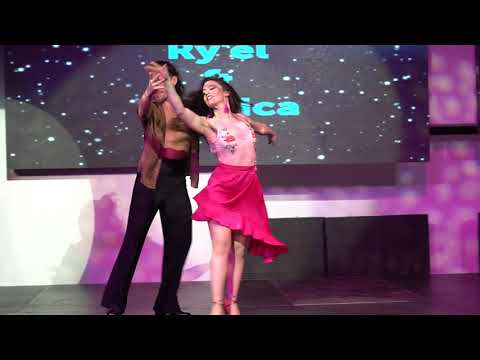 BDF2018 Jessica and RyEl in performance 1 ~ video by Zouk Soul