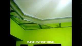 Gesso e Drywall Minha primeira Sanca ZEZINHO NUNES
