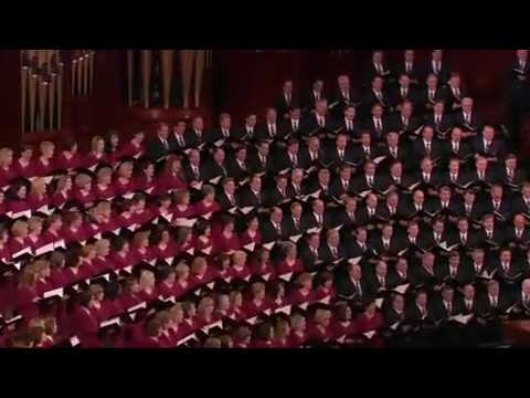 Israel, Israel, God is Calling (Come to Zion...) Mormon Tabernacle Choir