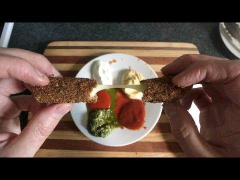 Mozzarella Sticks and Dips - You Suck at Cooking (episode 63)