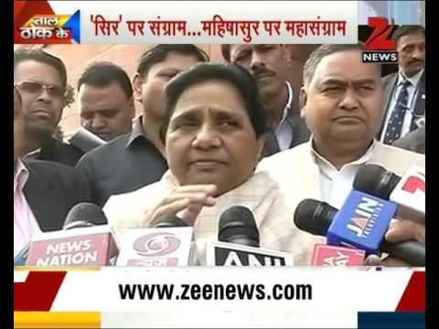 Taal Thok Ke Extrastrong: Smriti Irani VS Mayawati On Rohit Vemula Suicide Case | Part I