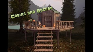 Cabins and Gachas