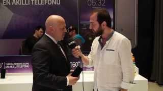 Turkcell Genel Müdürü Kaan Terzioğlu Ile Turkcell T60'ı Konuştuk