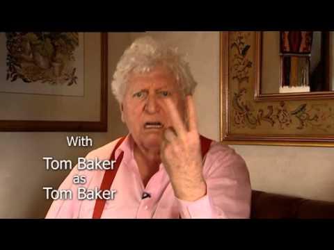 Young Tom Baker Tom baker versus the hoodieYoung Tom Baker