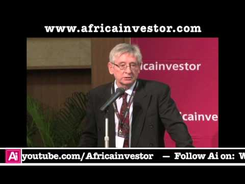 Paul Runge, Managing Director, Africa Project Acces, opens the Ai CEO Investment Climate Summit