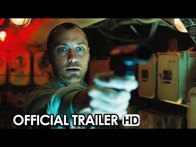 Black Sea Official Trailer (2015) - Jude Law Movie HD
