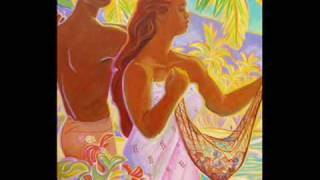 Hawaiian Paintings - Israel Kamakawiwo