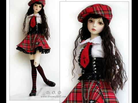 Muecas dollfies
