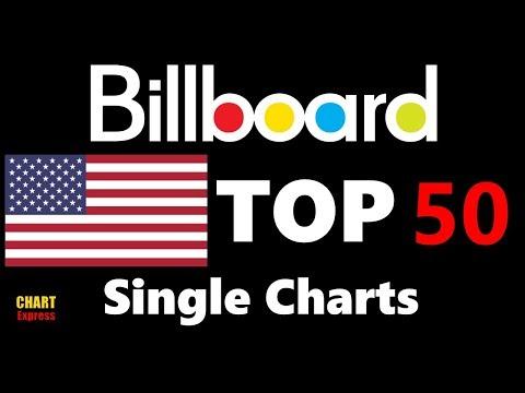 Billboard Hot 100 Single Charts (USA)   Top 50   January 27, 2018   ChartExpress