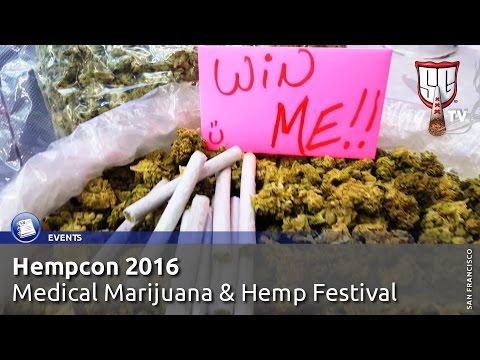 Hempcon 2016 - Medical Marijuana & Hemp Festival - Smokers Guide TV California