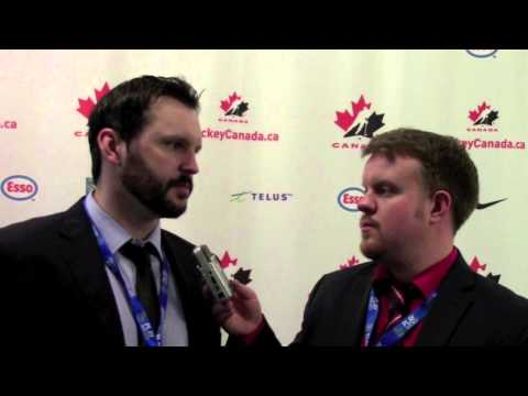 RBC Cup Game 1 vs. Truro Bearcats Post-Game Interviews
