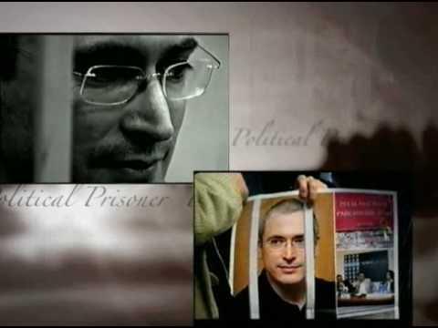 Mikhail Khodorkovsky: Russia's Political Prisoner