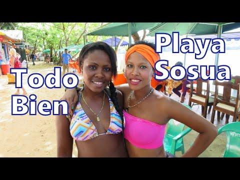 'Bienvenido' Playa Sosua Todo Bien! Sosua. Dominican Republic