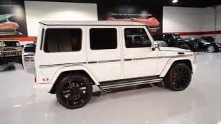 2015 Mercedes-Benz 4MATIC G63 AMG SUV
