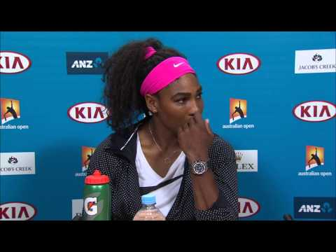 Serena Williams press conference (Post-Final) - Australian Open 2015