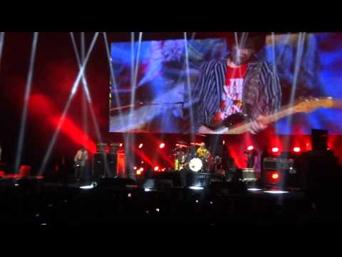 She Bangs The Drums   I Am The Resurrection~ Stone Roses Live In Hong Kong (24 Jul 2012) video
