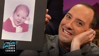 Baby Pictures w/ Tony Hale & Maisie Williams