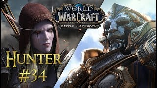 Let's Play World of Warcraft BATTLE FOR AZEROTH - 1-120 | Part 34