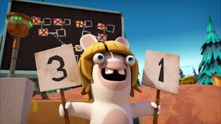 Rabbids Invasion - Rabbidbowl - Part 2