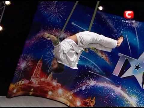 Україна має талант! 2010 BEST Владислав Дробинко