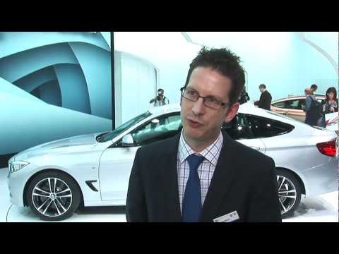 Женева 2013: BMW 3 Series GT