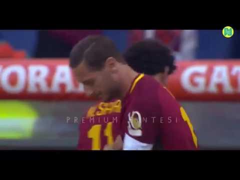 perpisahan totti di ROMA (Roma v Genoa) serie a 28 MEi 2017
