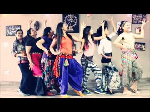 Afghan Jalebi Ya Baba Phantom THE DANCE MAFIA ,CHANDIGARH,