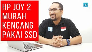 Laptop Murah 3 Jutaan Paling Kencang, Pakai SSD: Review HP Joy 2 - Indonesia