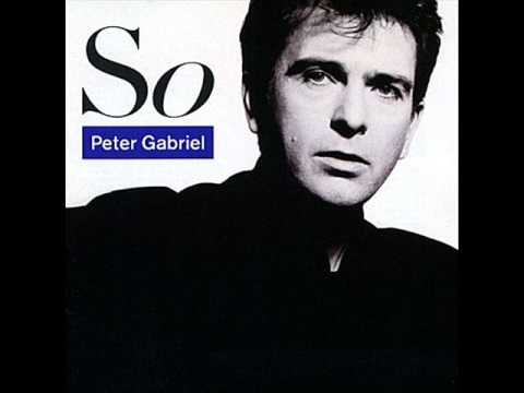 Gabriel, Peter - In You Eyes