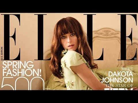 Dakota Johnson Has No Shame in '50 Shades of Grey'