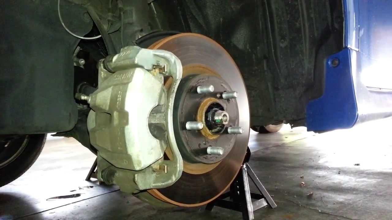 2010 Toyota Corolla Bent Dust Heat Shield Rubbing