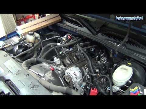 P0174 P0101 5.3L Intake Manifold Gasket How to Replace