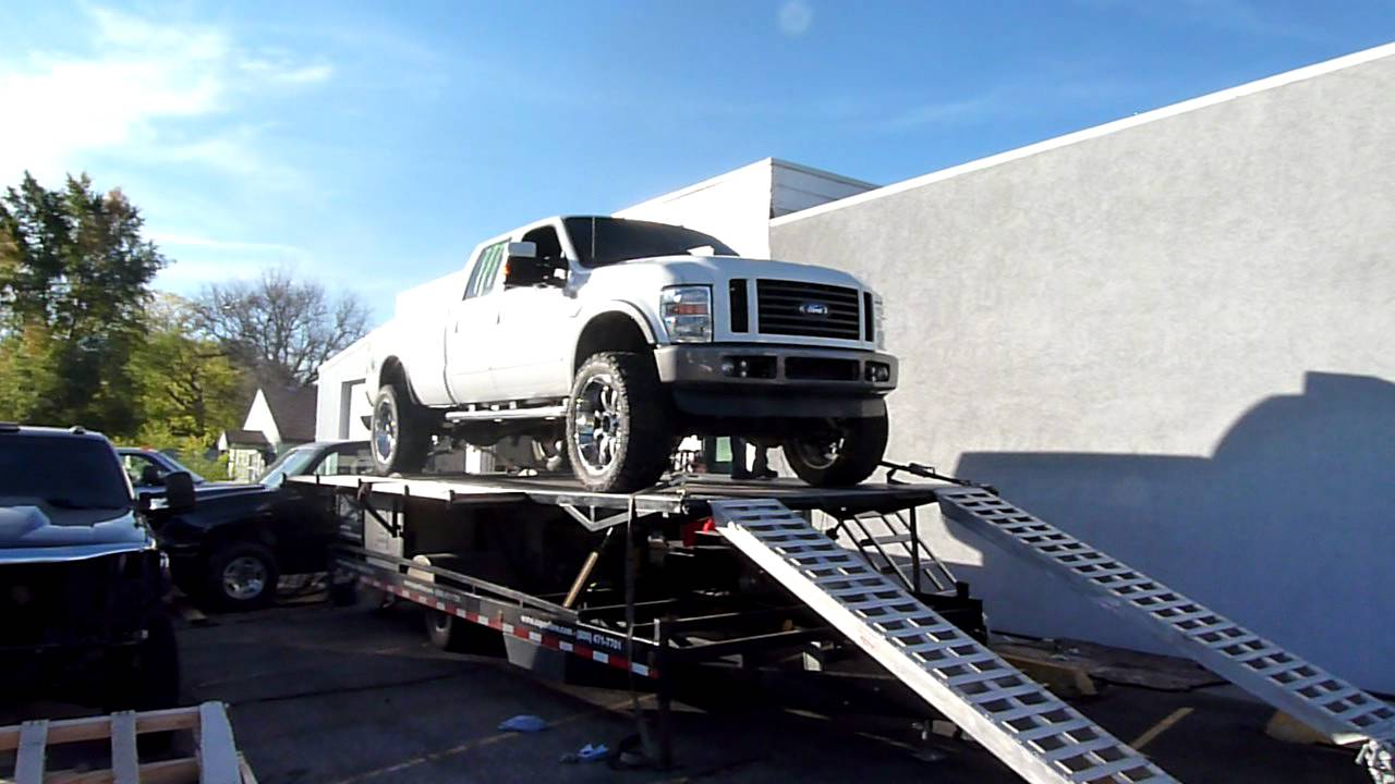 920hp Powerstroke 6.4 Before