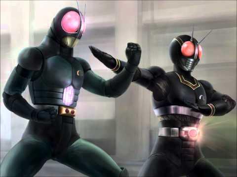 Kamen Rider Black RX - Unmei No Senshi
