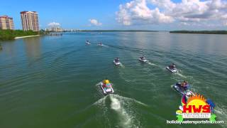Holiday Water Sports Ft. Myers Beach Dolphin Adventure Tour