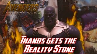 The Reality Stone - Avengers Infinity War Stop Motion
