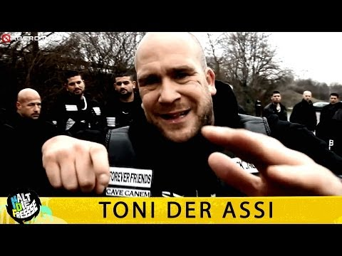 HALT DIE FRESSE - 04 - NR. 186 - TONI DER ASSI (OFFICIAL HD VERSION AGGROTV)