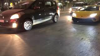 Lamborghini Huracan spotted in Bilaspur CHHATTISGARH