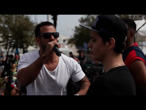 Liga Knock Out / EarBox Apresentam: El Sayed vs X-Treme (Non Stop Trip)