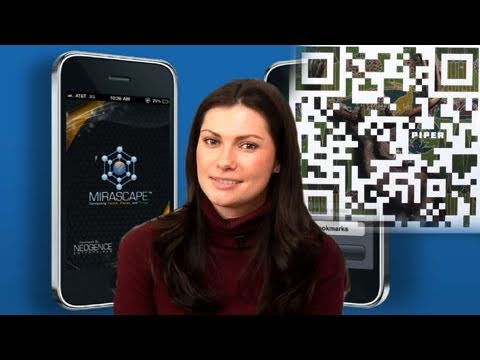 Search For QR Code In New Your With Ellie