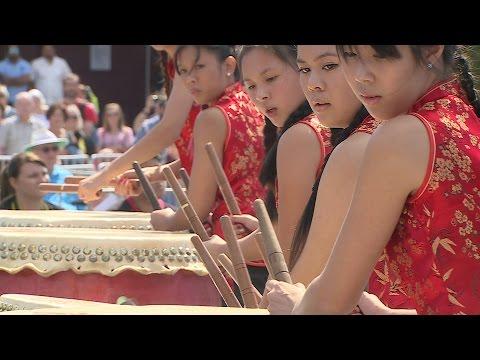 2016 Awakening of the Dragon - Bendigo Easter Festival