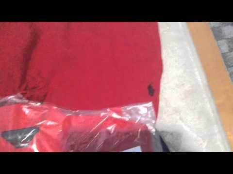 Red Polo Sweatpants ▶ Polo Sweatpants Shirt