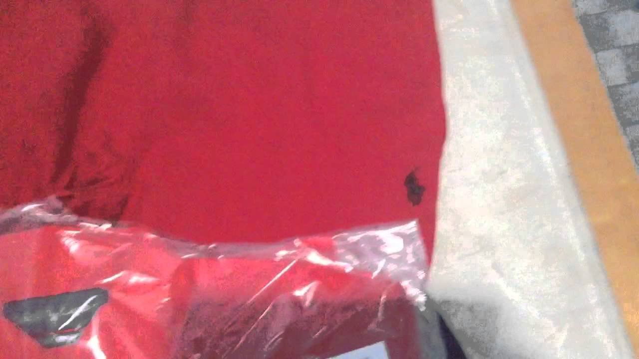 Red Polo Sweatpants Polo Sweatpants Shirt