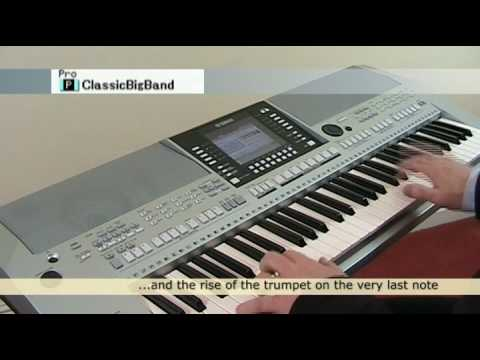 Yamaha PSR-S910 Demonstration by Glyn Madden