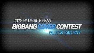 2012 BIGBANG GLOBAL EVENT -  WINNER ANNOUNCEMENT (BLUE & BAD BOY)