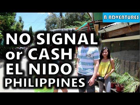 Internet & Money Changer, El Nido Palawan, Philippines S3, Travel Vlog #57