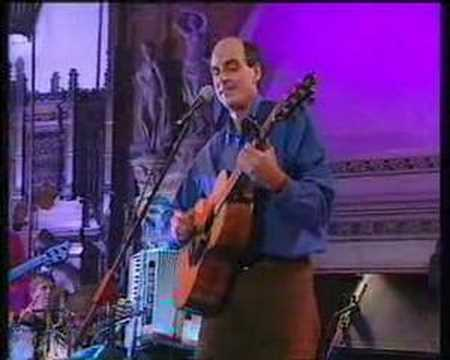 James Taylor plays Carolina in my mind