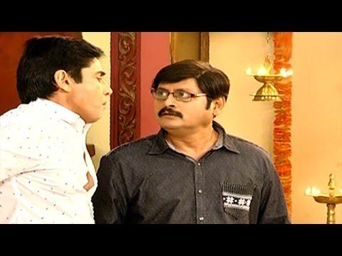Tiwari Ji To Get Angry At Vibhuti Ji In 'Bhabi Ji Ghar par Hai!'   #TellyTopUp