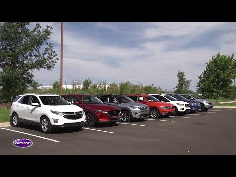 watch What S The  Compact Suv For 2017 video